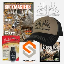 Buckmasters One Year Package 1111551123