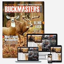 Buckmasters ALL ACCESS One Year Subscription 1111551135