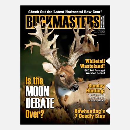 Buckmasters 2013 August Issue 2511552706