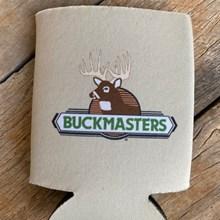 Throwback Buckmasters Logo Koozie 1211551242