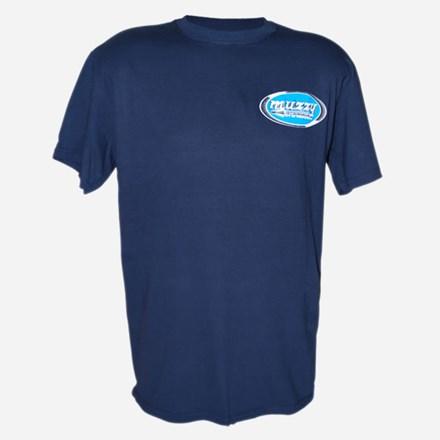 Muzzy Blue Logo SS shirt 1411590007