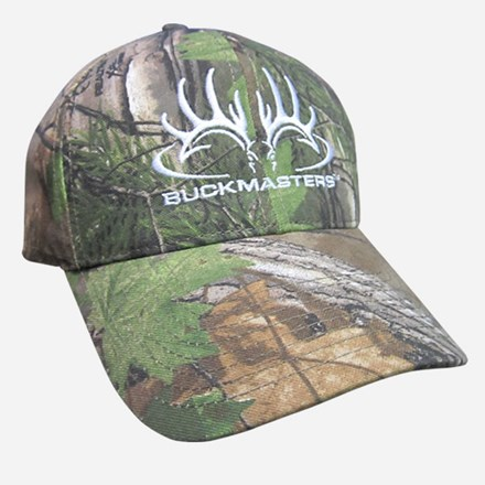 White Logo Realtree Camo Hat 1211551218