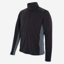 Legacy Fusion 1/4 Zip Shirt Black 1412590001