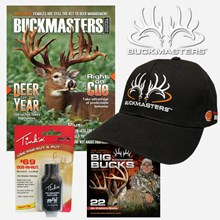Buckmasters Two Year Membership Package 1111551112
