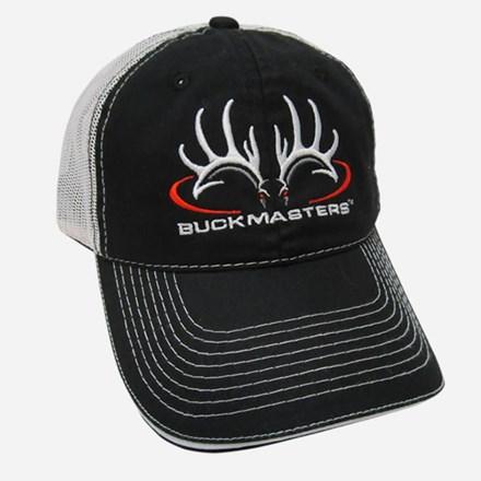 Logo Black & White Mesh Cap 1211551210
