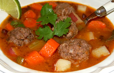 Albondigas! The Mysterious Mexican Soup