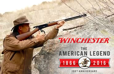 150 Years of Winchester Lever Actions
