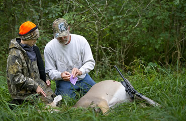 Take someone hunting or fishing Sept. 28: It's National Hunting & Fishing Day