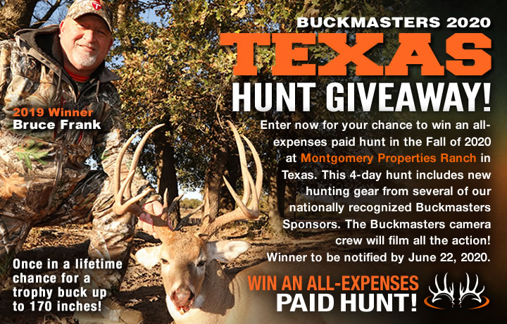 Texas Hunt Giveaway!