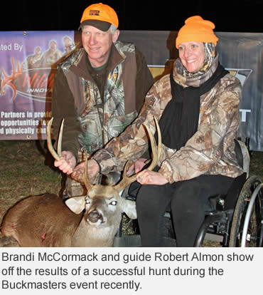 Life Hunt participants bag bucks of lifetime